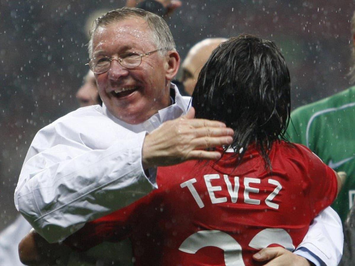 La revelación de Alex Ferguson sobre Tevez - ElSol.com.ar - Diario ...