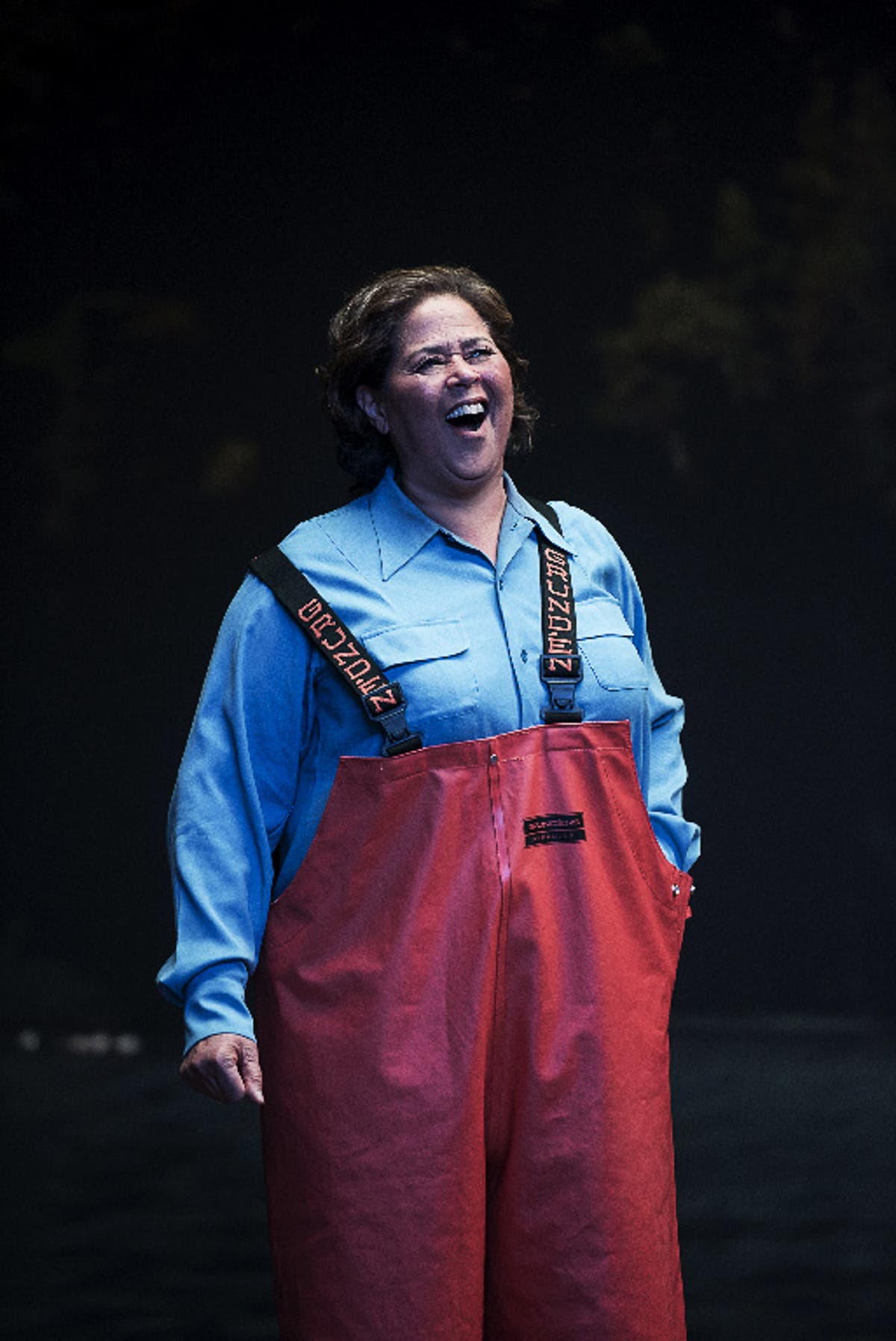 Playwright and Actress Anna Deavere Smith's 'Notes From the Field ...