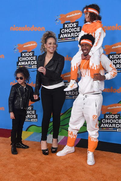 Nick cannon current girlfriend 2018
