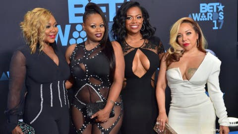 Kandi Burruss Celebrates 20-year Anniversary of Xscape's 'Traces ...