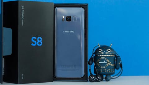 Samsung Galaxy S8 Review Older But Not Old Fashioned Nextpit
