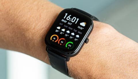 Huami Amazfit GTS review: you can clone design, but not software | NextPit