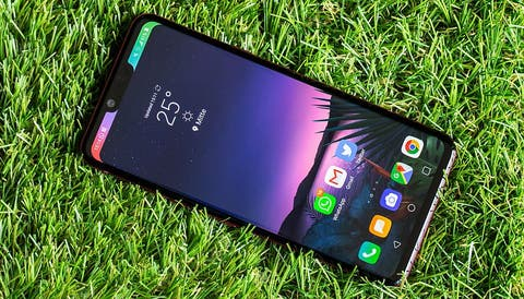 AndroidPIT lg g8 thinq display w810h462 - 5 Smartphone LG dengan Layar Bezel-less Desain Lebih Mewah