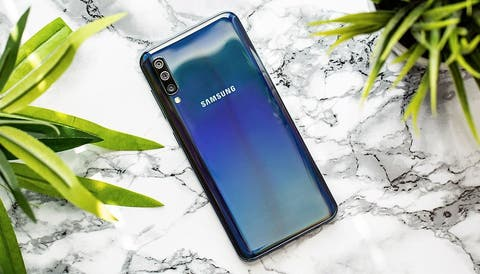 Samsung Galaxy A50 Review A Convincing Mid Ranger With Room For Improvement Nextpit