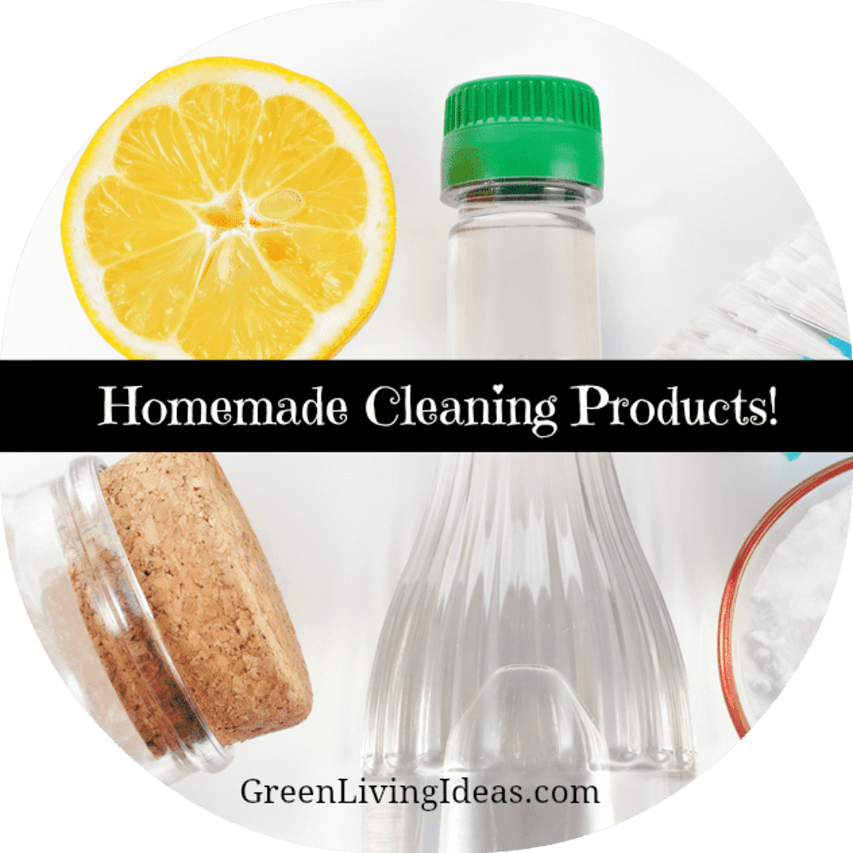 Homemade Cleaning Products: The Best