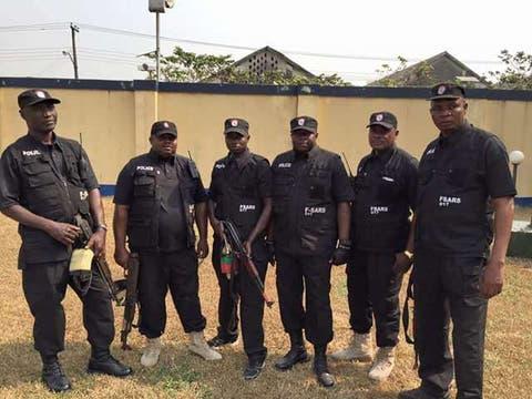 Image result for sars officers