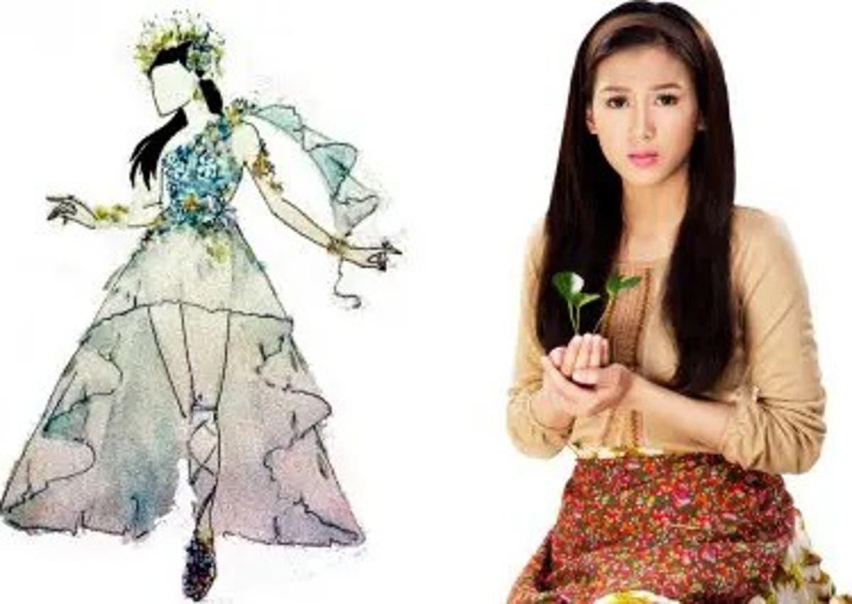 Stunning New Costumes Of Bb Gandanghari And Alex Gonzaga On Enchanted Garden Revealed Starmometer