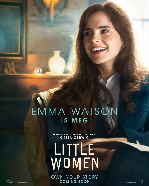 Emma Watson Announces The Book Fairies Worldwide Little Women Activity Starmometer