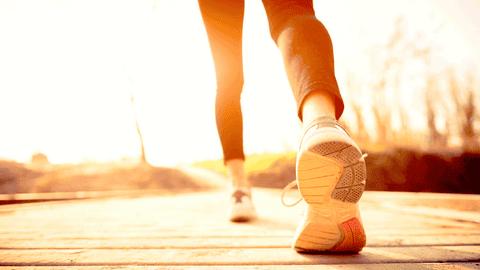 Cuantas calorias se pierden en media hora de caminata