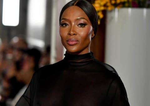 Naomi Campbell Celebrates 34 Years Of Modelling (Photo)