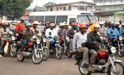 Lockdown: Motorcyclists' union urges members to obey Ebonyi govt's directive