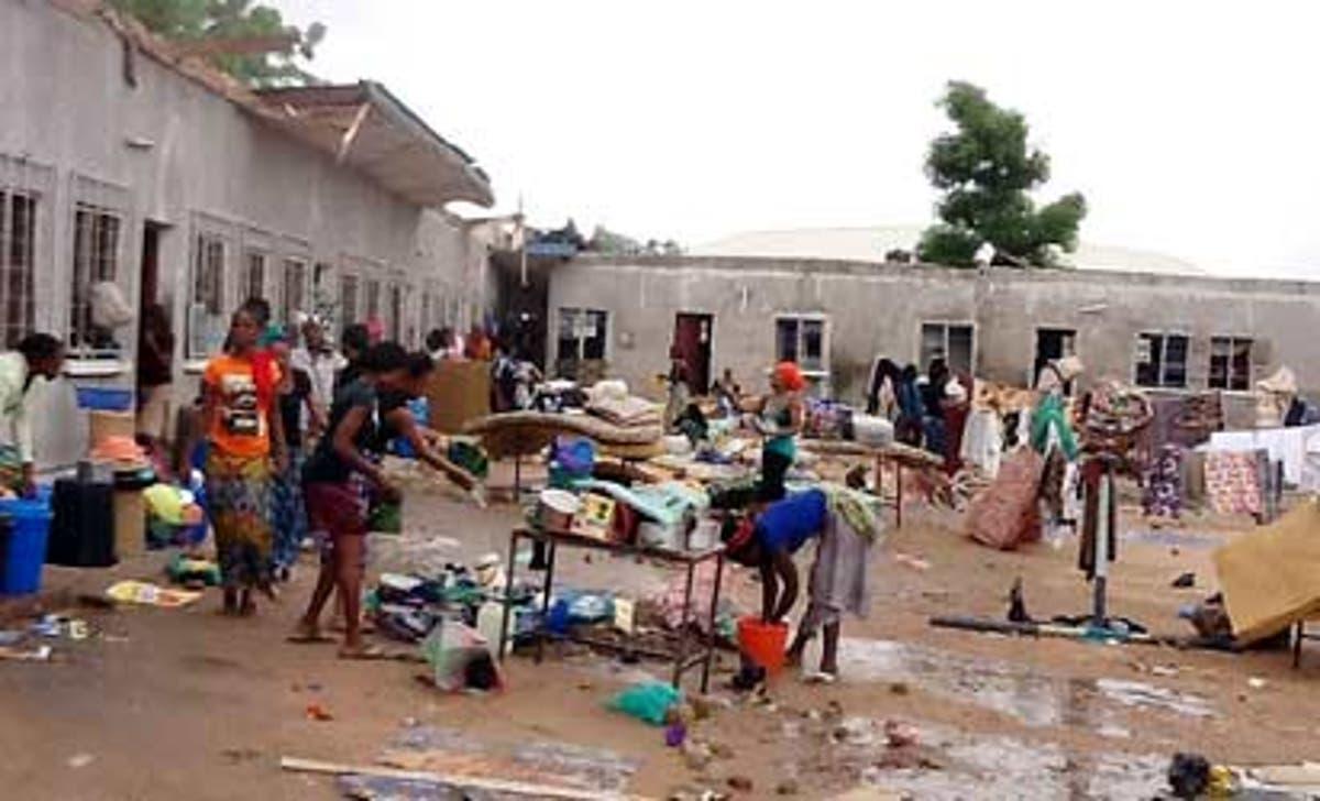Enugu State Govt. distributes relief materials to victims of rainstorm -  Vanguard News