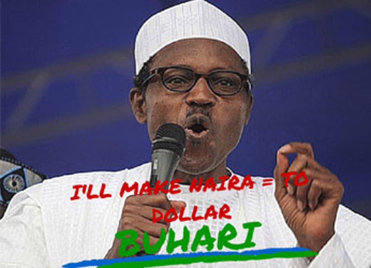 Ll Make Naira Equal In Value To Dollar