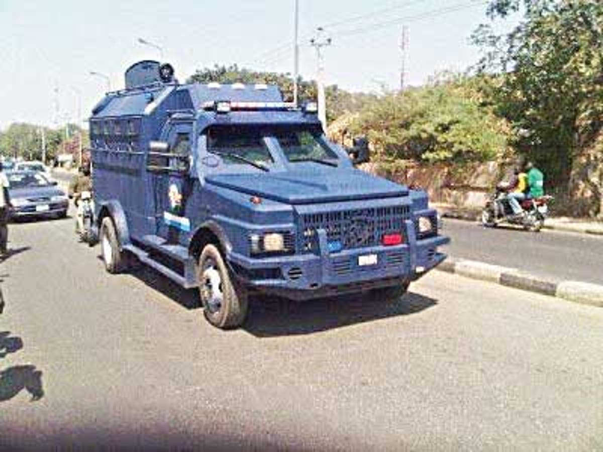 Bullion van driver, Police escort die in accident - Vanguard News