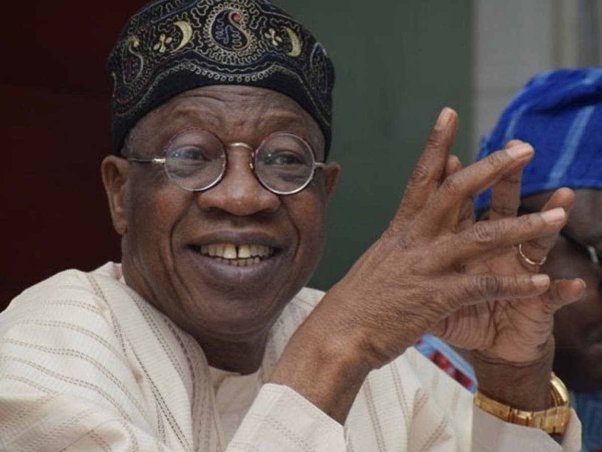 We achieved a lot in culture and tourism sector ― Lai Mohammed