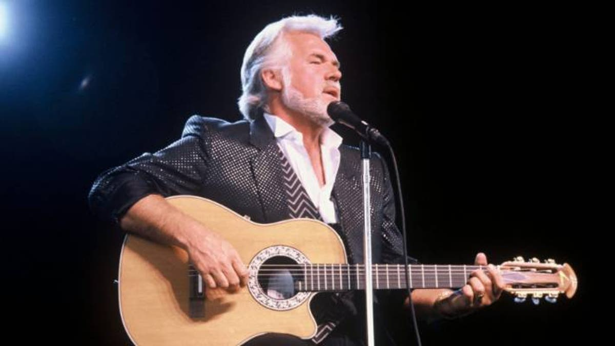 Image result for Country Music legend, Kenny Rogers, dies at 81