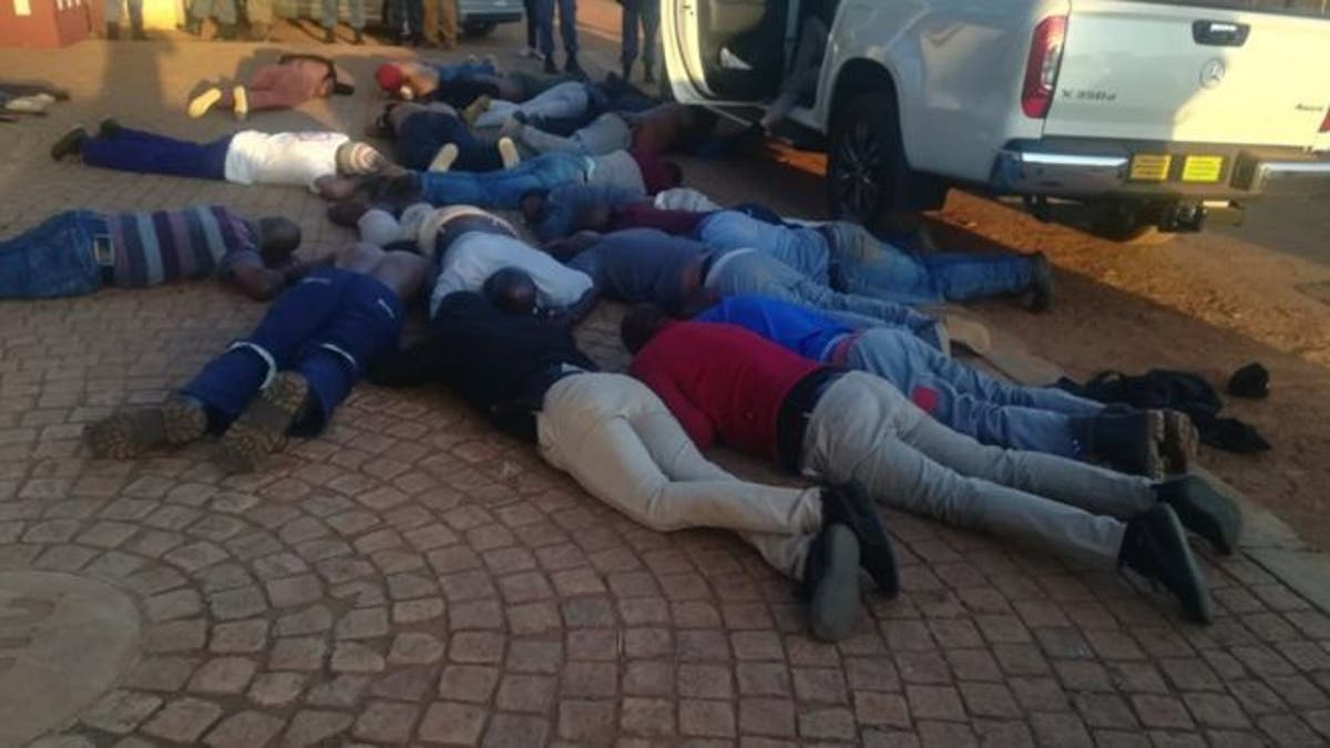 Hostage situation in unsettled South African church kills 5