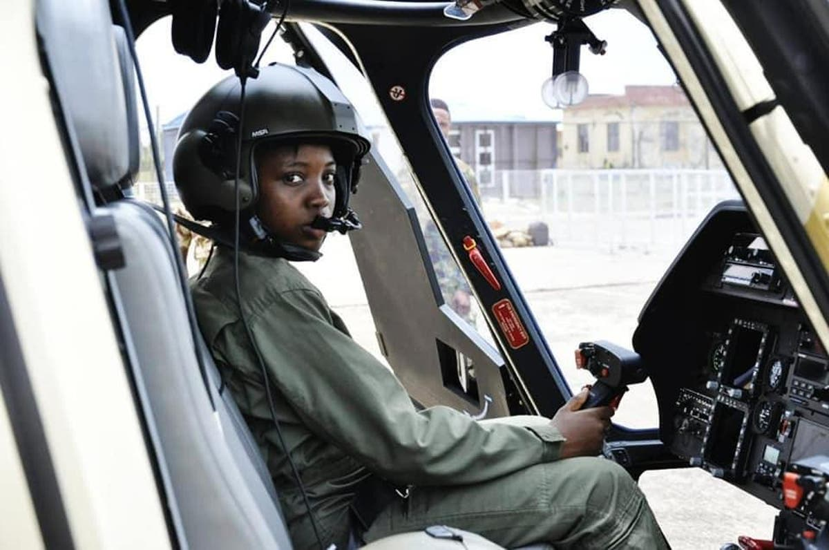 Nigeria loses first, only female combat helicopter pilot, Tolulope ...