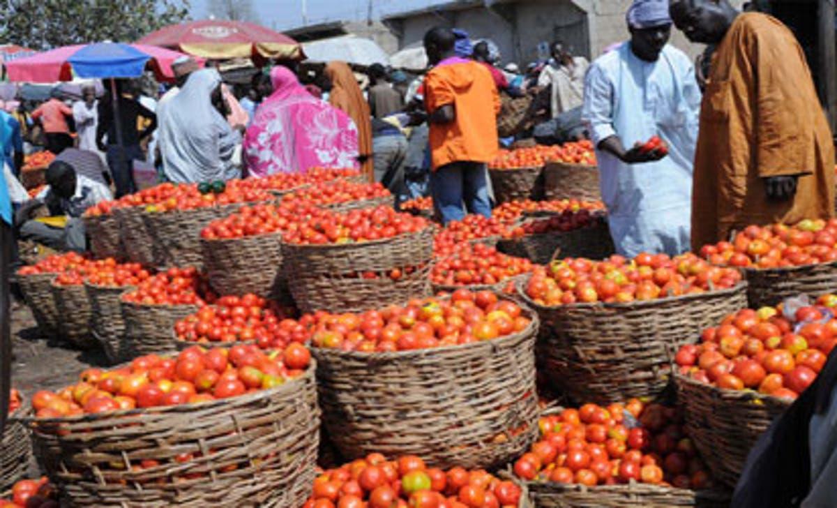 LOCKDOWN: Nigerians groan as food prices rise