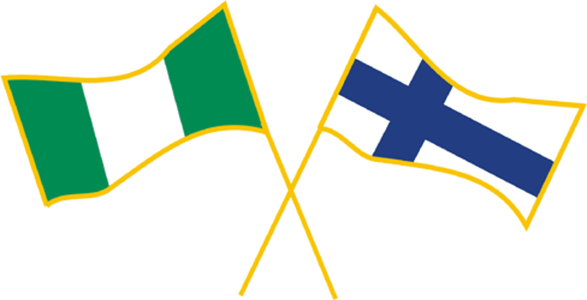 Image result for finland and Nigeria