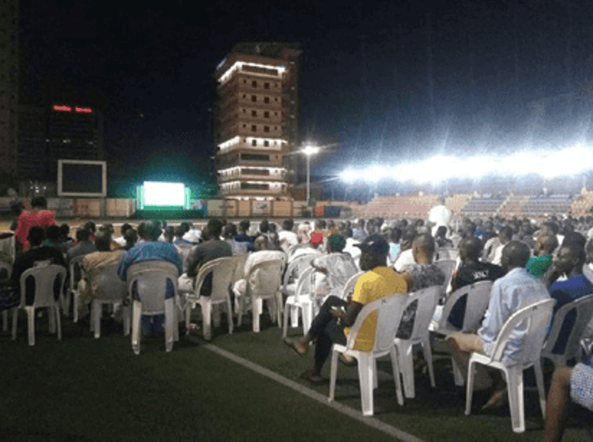 World cup: Lagos residents hail creation of six viewing centres ...