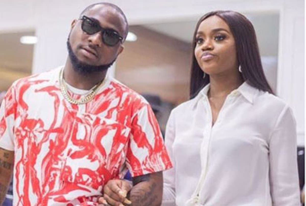 How I met Davido — Chioma Rowland - Vanguard News