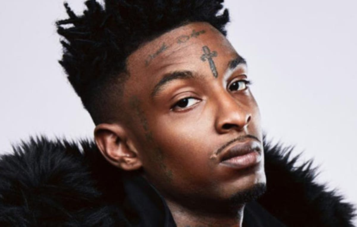 21 savage rapper grammy nominee arrested faces deportation vanguard news 21 savage rapper grammy nominee