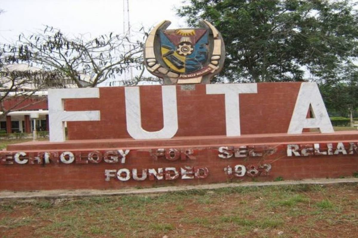 FUTA student designs drone, as 153 bags first class during 31st ...