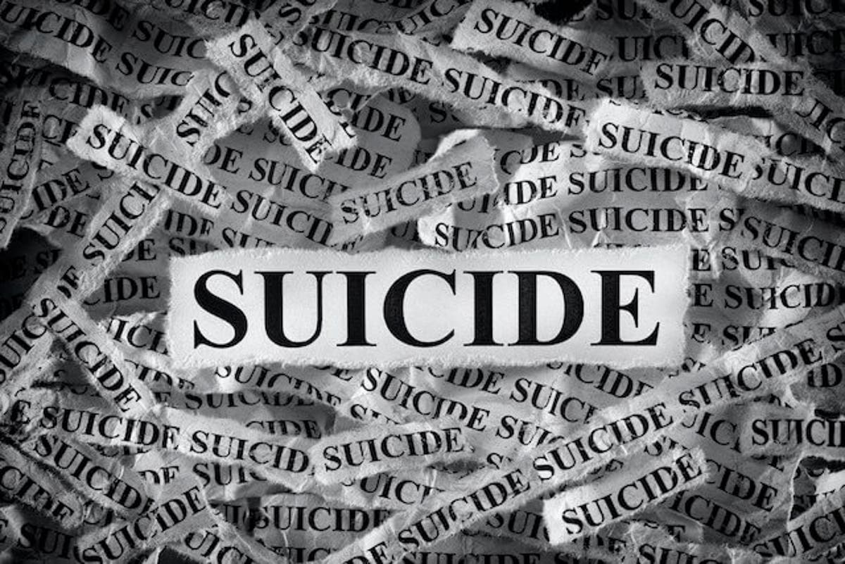 Mother of two commits suicide, leaves note for husband, children