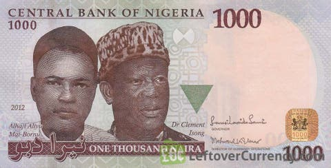 Just in: Central Bank of Nigeria opposes bid to remove Arabic from naira note