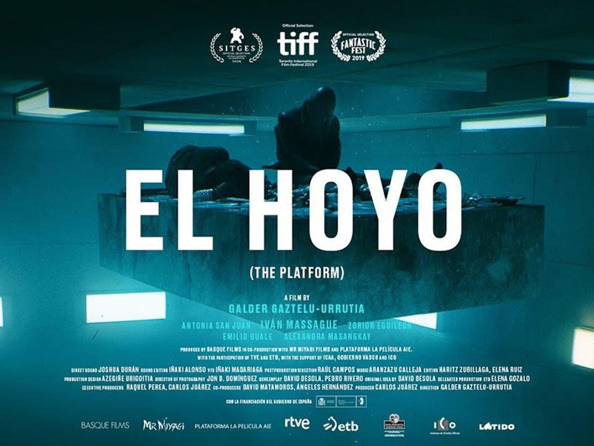 Crítica de El Hoyo (2019) con final explicado en zona spoiler