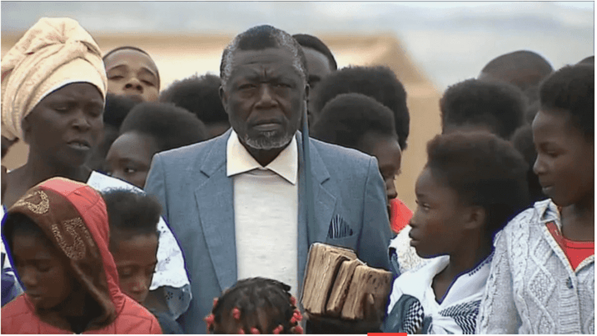 Angolan Polygamist With 281 Children And 49 Wives Dies
