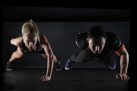 ejercicios para trabajar diferentes grupos musculares