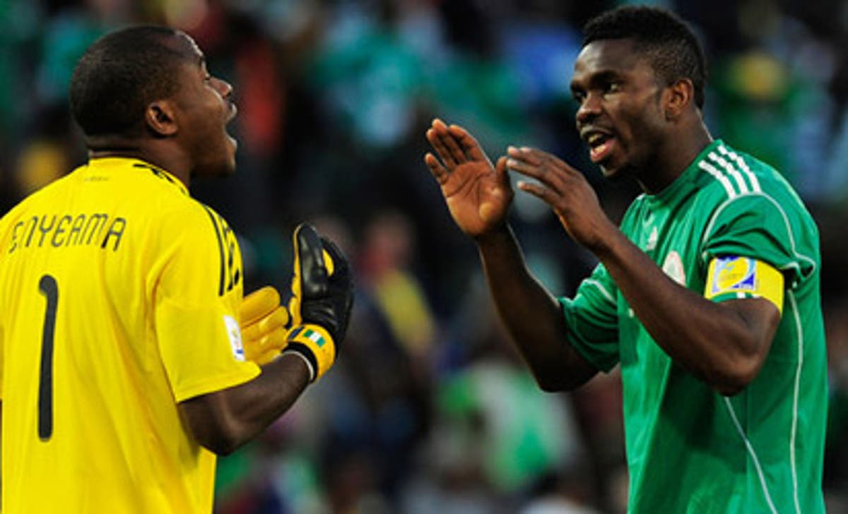 Yobo will lift Nations Cup - Enyeama - Vanguard News