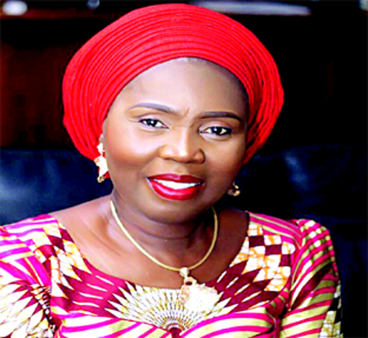 Gov. Akeredolu's wife tests positive for COVID-19
