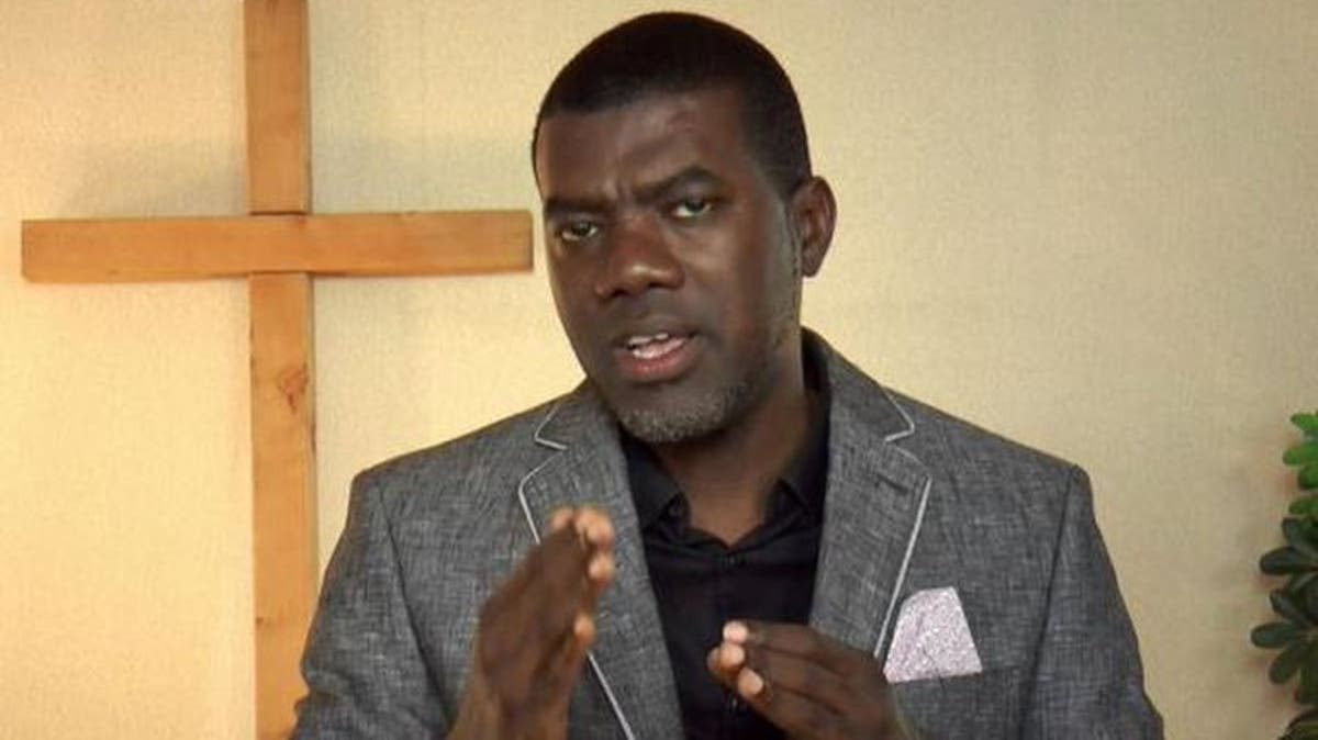Reno Omokri advises Nigerians on Coronavirus, decries flight ...
