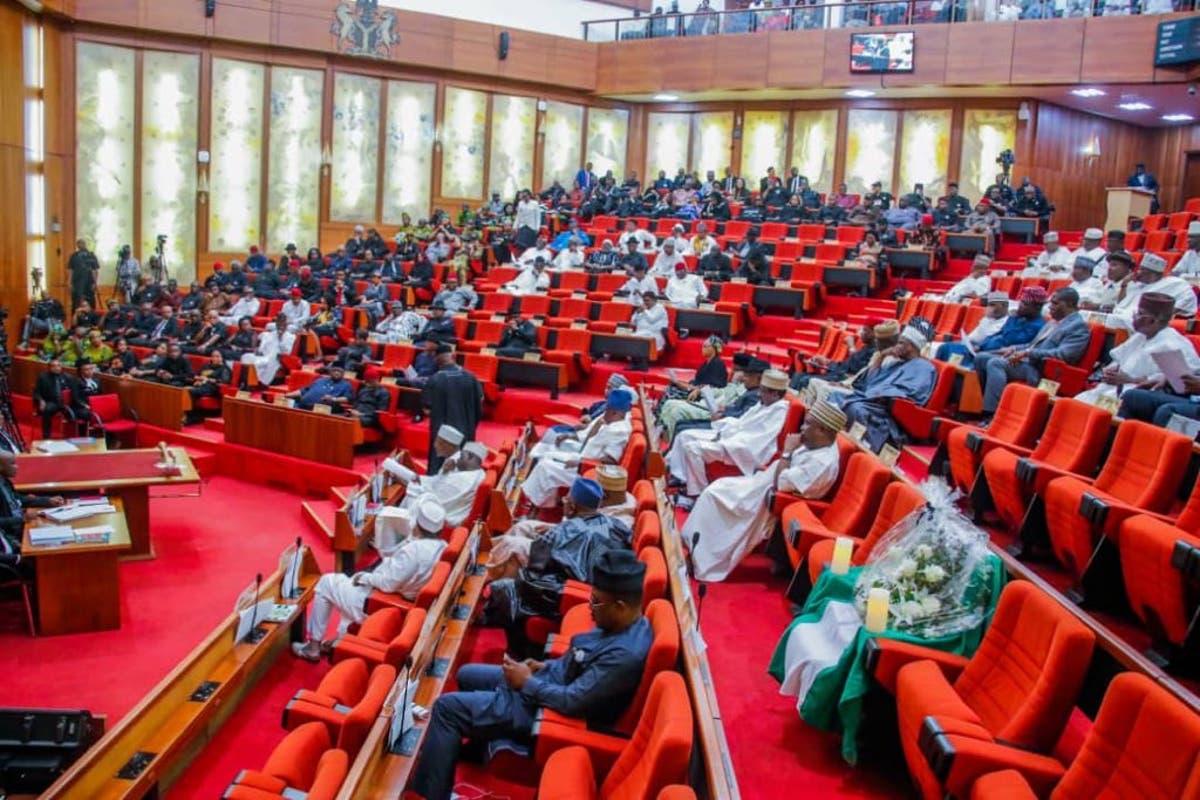 Breaking: Senate President Lawan swears in Seriake, Abiru, Moses, Dadu't -  Vanguard News