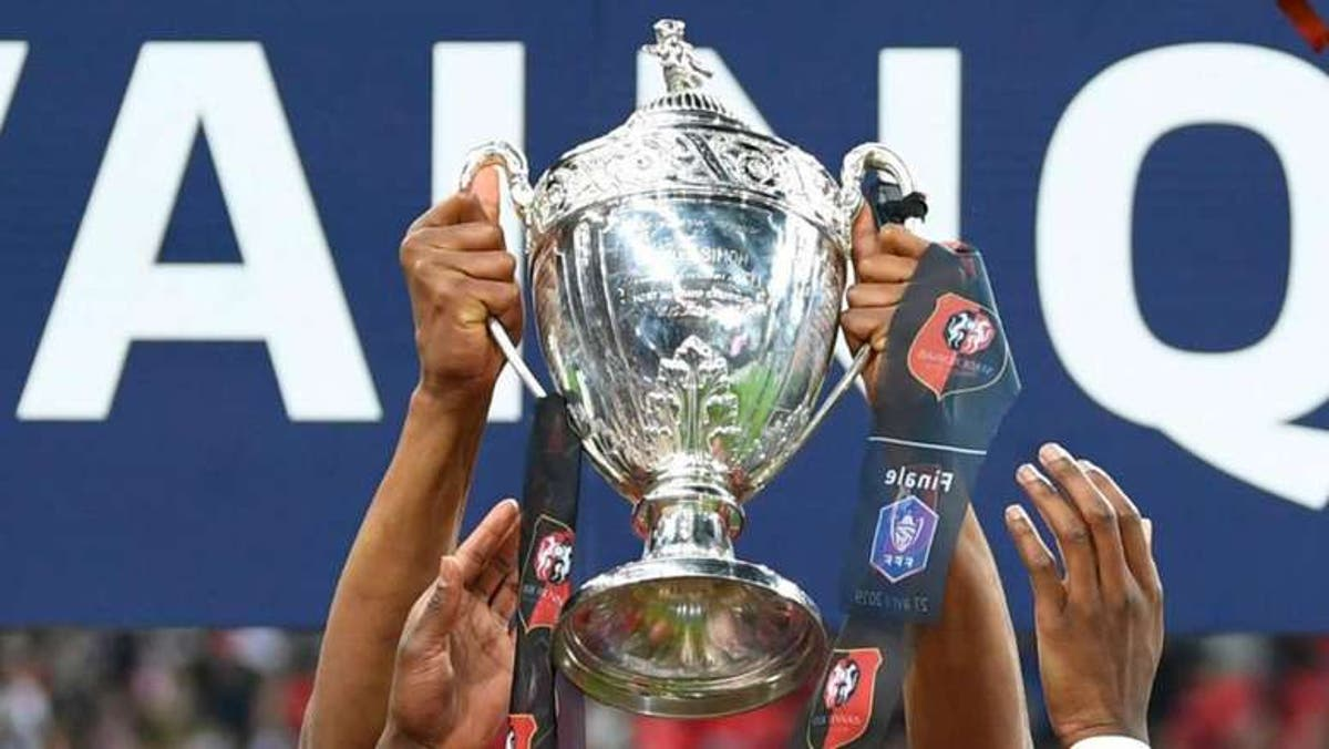 Psg Battles St Etienne In Cup Final As French Football Resumes