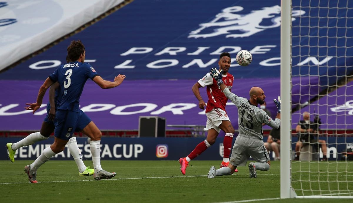 Arsenal 2 1 Better Than Chelsea In Fa Cup Final Updated Vanguard News