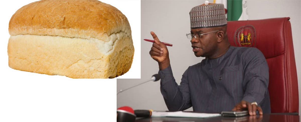 Kogi places levy on every loaf of bread - Vanguard News