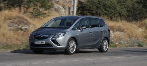 Opel Opel Zafira El Monovolumen De 7 Plazas Con Mucho Valor Anadido