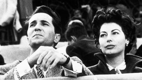 Movistar Madrid 1961 Cuando Ava Gardner Se Lo Bebió Y Se