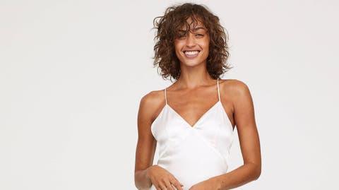 Vestidos low cost para bodas 2019