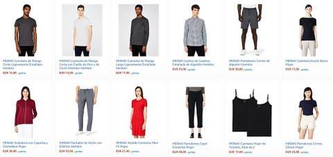 eadbeb2e5 Amazon  Amazon estrena marca blanca de moda en Europa y pone en ...