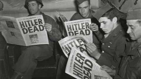 Historia: La conspiración sobre la muerte de Hitler que se ...