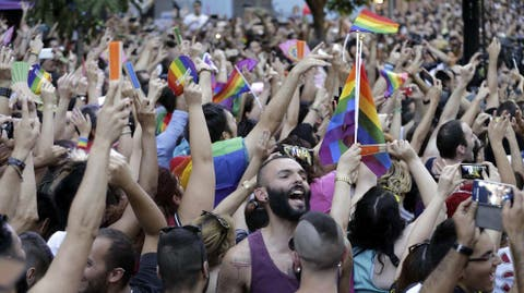 trabajo orgullo gay madrid