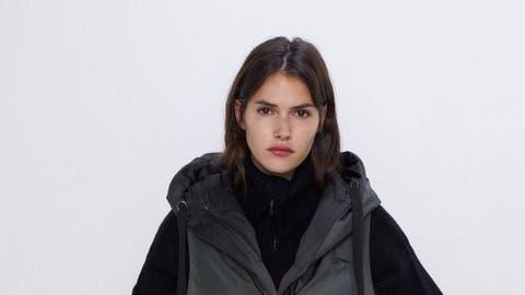 artesanía exquisita replicas estilo novedoso Estos chalecos acolchados oversize de Zara son la prenda ...
