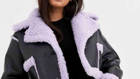talla 40 98ec4 52d7e Calentitos, suaves y a la moda, así son los mejores abrigos ...