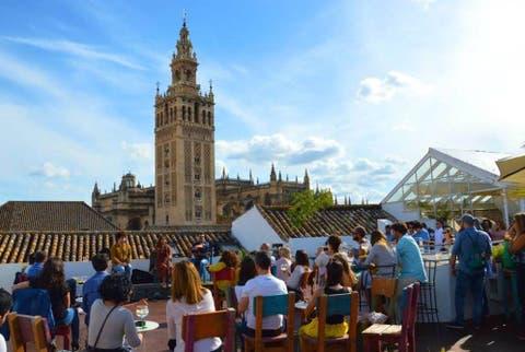 Restaurantes De Madrid A Sevilla Las Mejores Terrazas Y