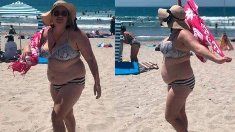 Operación Bikini Se Reían De Ella Por Estar Gorda Su Carta